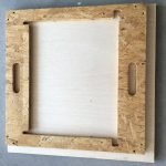 Template of Monitor Mount