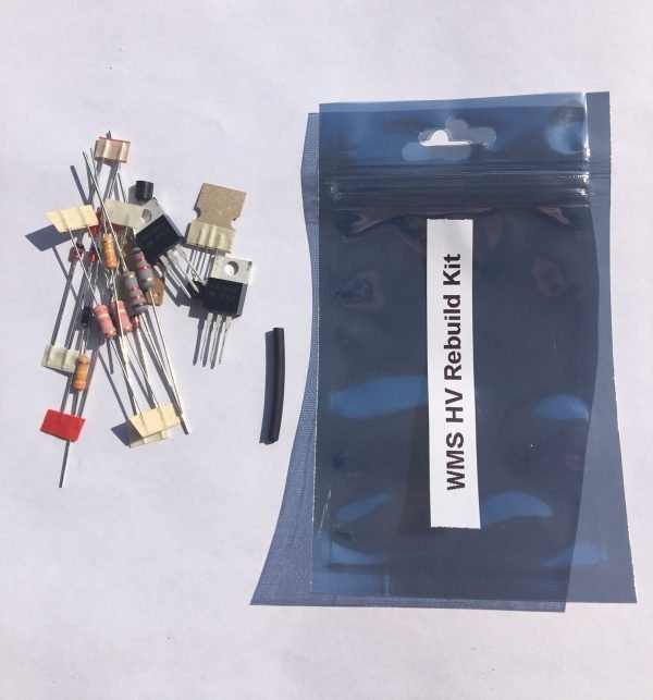 System 3-11 High Voltage Repair Kit