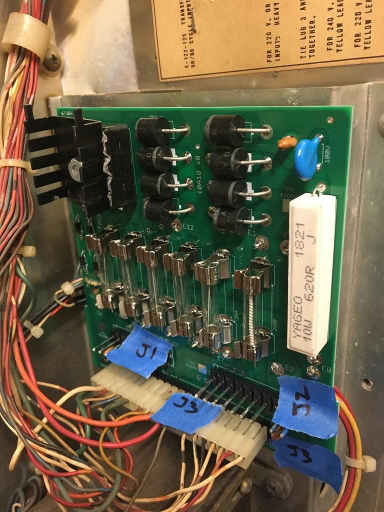 rectifier board