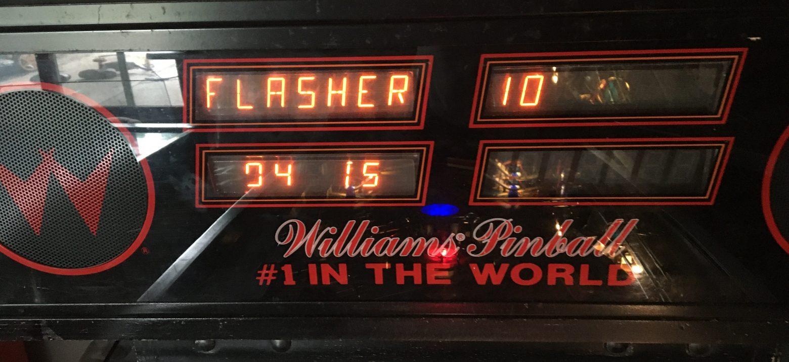 flasher 10