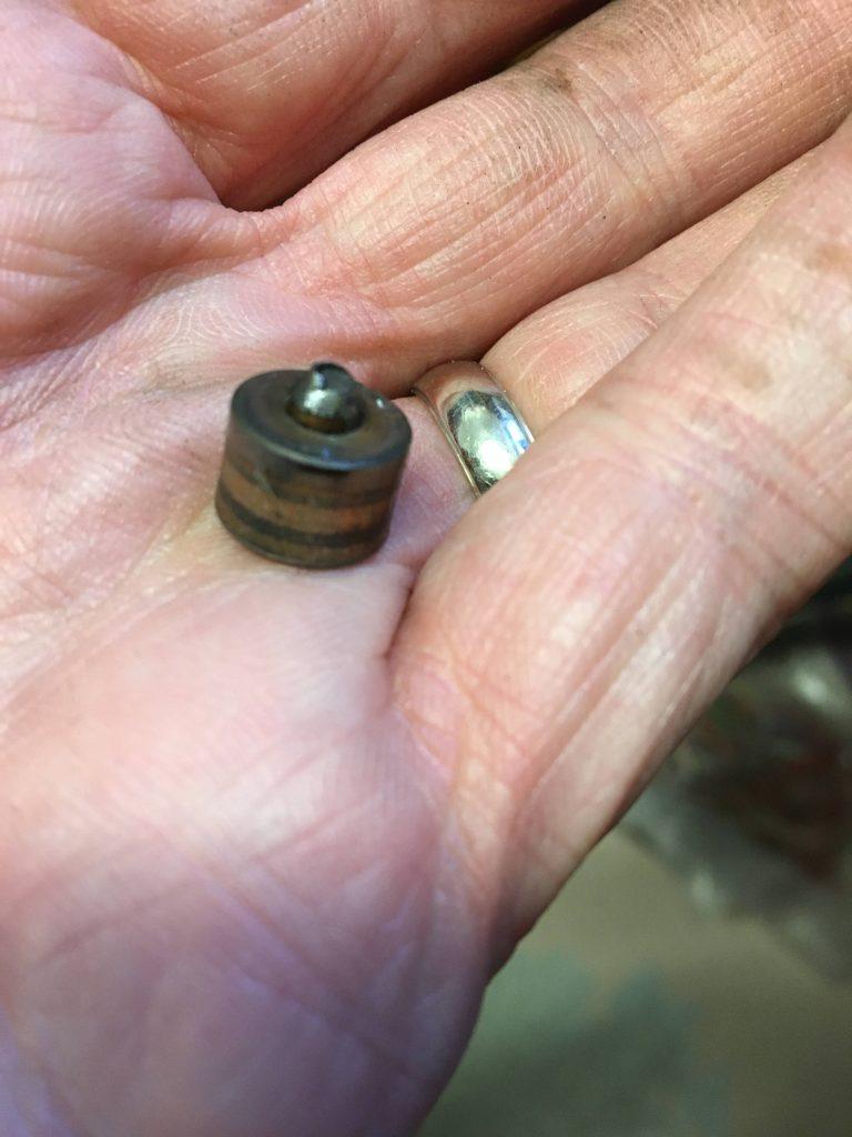 Broken coil stop