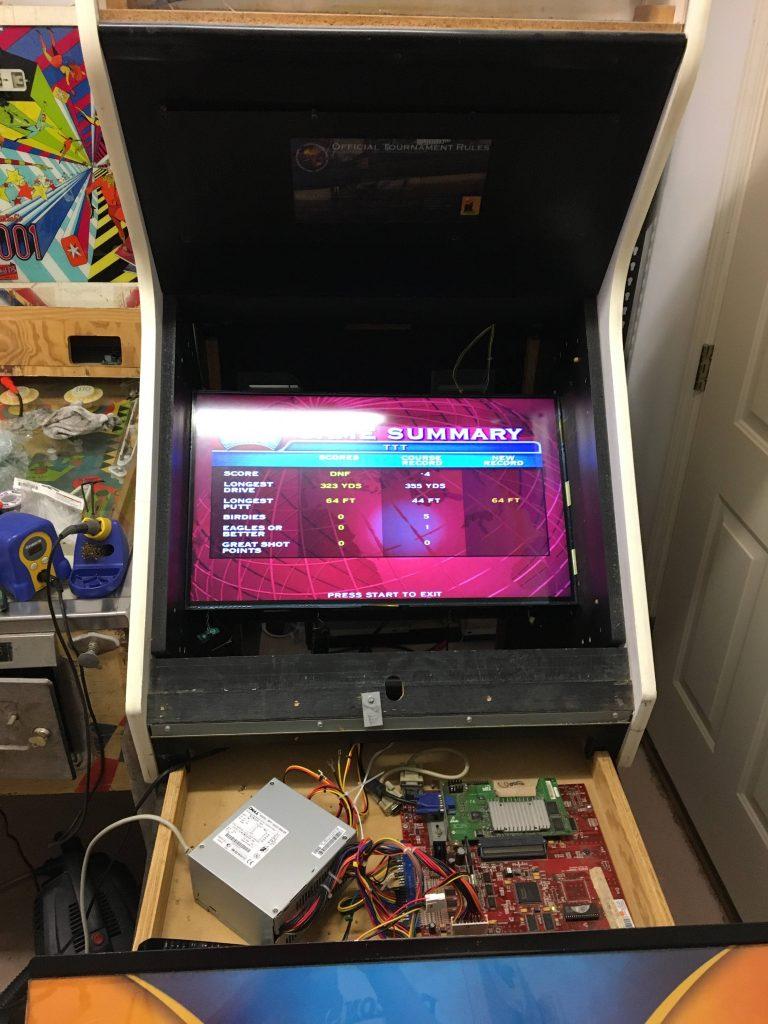 TV Installed