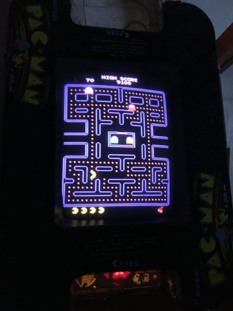 Pac-Man Cocktail