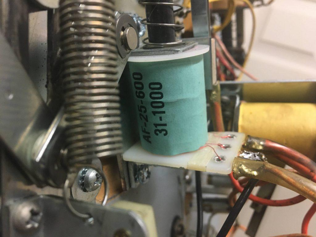 New flipper coil