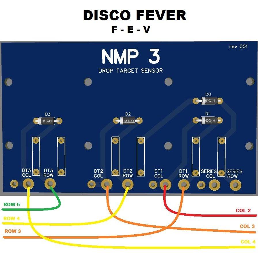 Disco Fever F-E-V