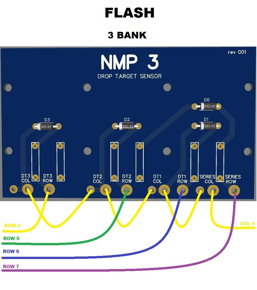 Flash 3 bank