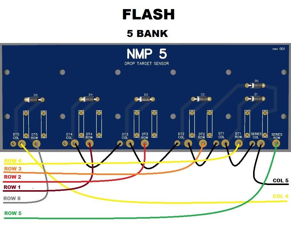 Flash 5 bank