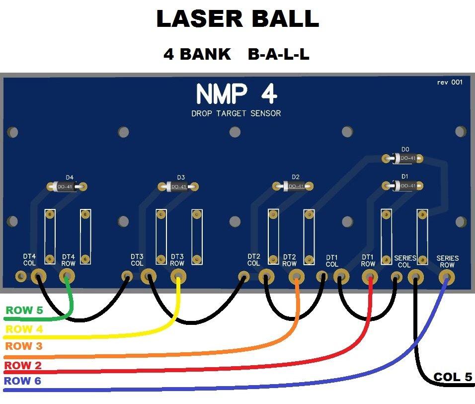 Laser Ball B-A-L-L