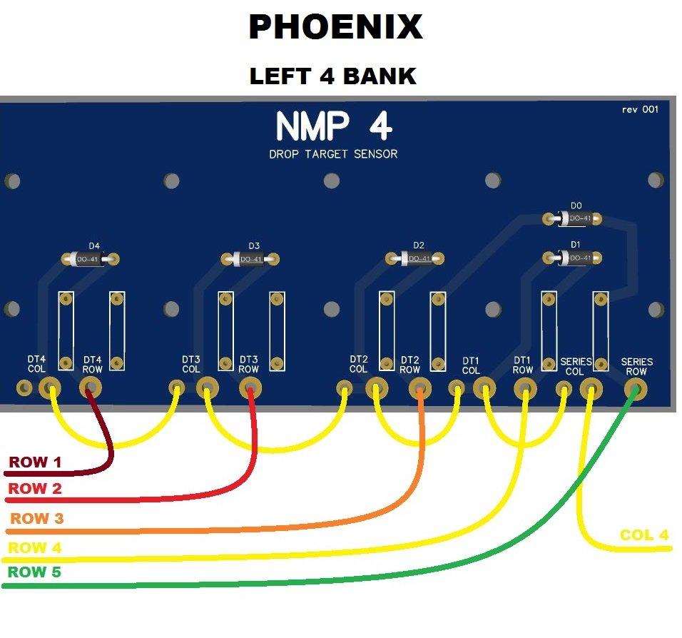 Phoenix Left 4 bank