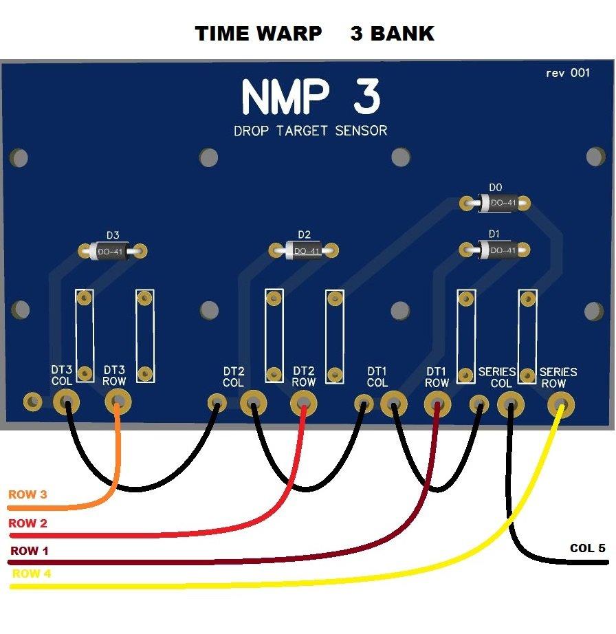 Time Warp 3 bank