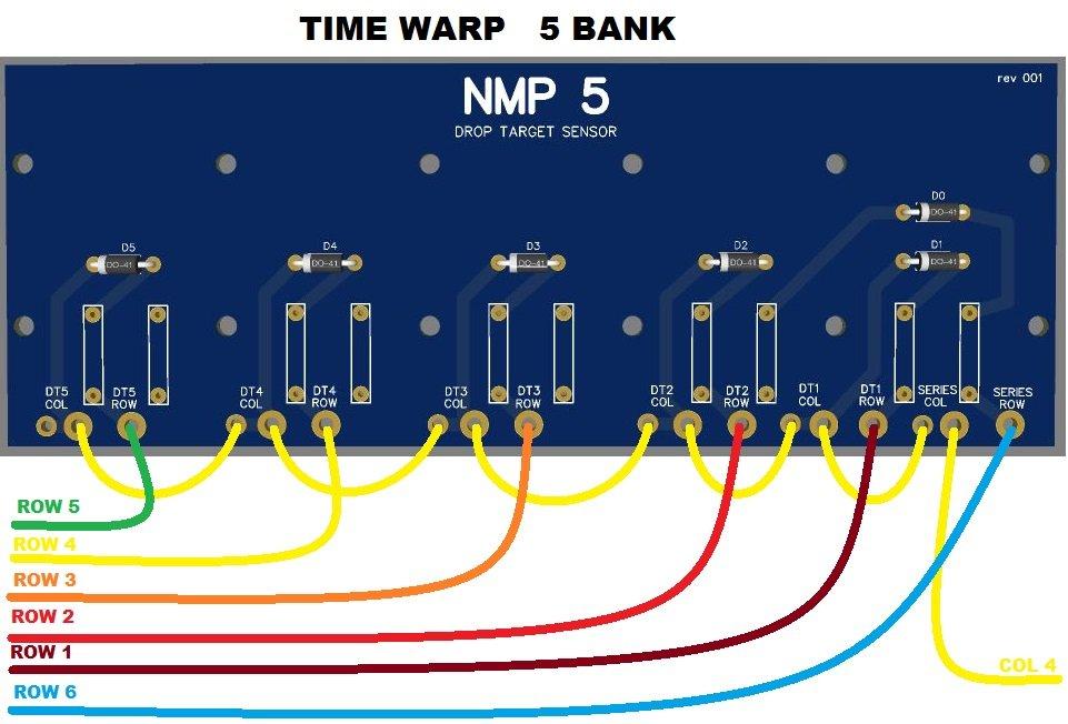 Time Warp 5 bank